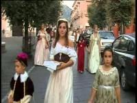Cervinara. Processione in onore di San Rocco da Montpellier