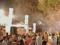 Maltempo: masso su discoteca, un morto