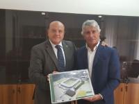 Siglato accordo per la riqualificazione dello stadio Partenio-Lombardi