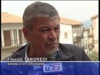 """Cervinara. Vicenda """"Corvo"""", parla il sindaco Filuccio Tangredi."""