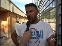 Cervinara-Bisaccese, interviste del dopo partita.