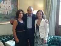 Incontro a Roma al Ministero delle Infrastrutture in vista della preparazione del Puc