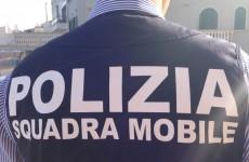 Benevento. Operazione della Mobile, in manette Gianluca De Florio e Giuseppe Tassella.