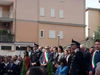 Intitolazione della Caserma dei Carabinieri a Tiziano della Ratta.