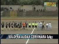 Solofra-Audax Cervinara 0-1    31/10/2015