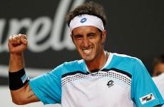 Tennis, scommesse: Bracciali radiato, Starace allontanato per dieci anni da attività legate al tennis.