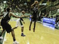Basket: Avellino rompe il digiuno e piega Trento