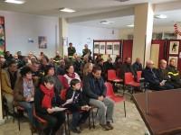 Manifestazione Natalizia Vigili del Fuoco di Benevento.