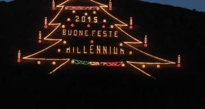 Moiano: cerimonia accensione albero di Natale.