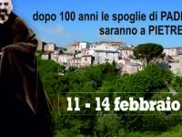 Padre Pio torna a Pietrelcina cento anni dopo