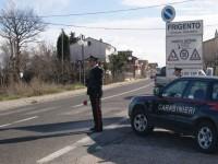 Alla guida di auto rubata e sotto influenza degli stupefacenti, provoca incidente.