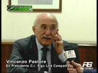 La Procura Federale ha inibito per un anno Vincenzo Pastore.