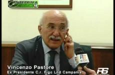 Calcio: Pastore a processo per illecito sportivo  L'ex numero uno del Comitato campano rischia la preclusione