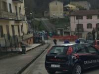 Rotta la condotta del metano evacuata via Immacolata ad Altavilla Irpina.