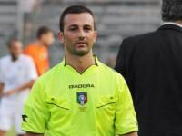 Benevento-Fidelis Andria affidata a Carlo Amoroso.