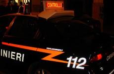 Scarcerato Pasquale Mainolfi di 23 anni di Rotondi.