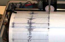Scossa di terremoto in Irpinia.