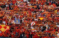 """Calcio: Benevento; tifosi delusi, """"siamo barzelletta Europa"""""""
