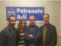 Filiberto Parente rieletto presidente provinciale Acli.