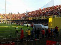 Il Benevento batte il Lecce ed è in serie B