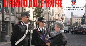 Si spaccia per un carabiniere e mette a segno una truffa online. denunciato un 40 enne.