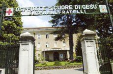 Per la morte di un anziano indagati 11 medici del Fatebenefratelli