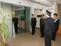 Il  Generale di Corpo d'Armata Giovanni Nistri, in visita a Benevento