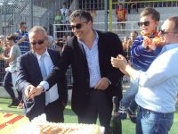 Paolisi. Sfuma l'ipotesi ripescaggio, il presidente Mauro vuole conquistare Eccellenza sul campo.