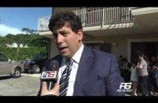 """Airola. Michele Napoletano: """"Ecco perchè abbiamo abbandonato l'aula""""."""