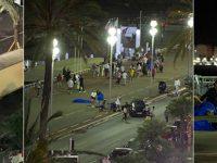 TERRORE A NIZZA: CAMION SULLA FOLLA E SPARI, ALMENO 80 MORTI