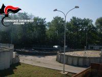 Carabinieri sequestrano impianto di depurazione, sei persone denunciate.