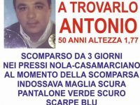 Aiutateci a ritrovare Antonio Cantice.