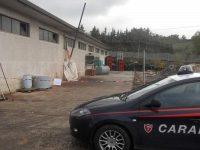 Opere abusive, due persone denunciate dai carabinieri.