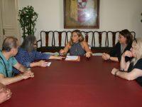 Mazzoni e Serluca hanno incontrato i lavoratori degli ex Consorzi