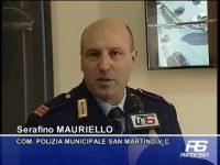 Comando Polizia Locale di San Martino Valle Caudina: elevate in sei mesi 400 contravvenzioni.