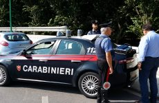 Controlli dei carabinieri in occasione del Ferragosto. arresti e denunce.
