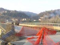 Consegnato cantiere per rifacimento ponte Reventa
