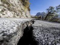Terremoto, suolo si è abbassato di oltre 25 centimetri.