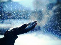 Nel Sannio arriva la prima neve.