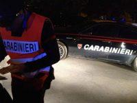 Rotondi. Esplosione distrugge autovettura Fiat Punto di un noto pregiudicato.