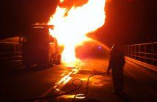 San Martino Valle Caudina. Incendio distrugge autovettura