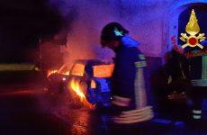 Montella. Incendiata l'auto di un consigliere di maggioranza