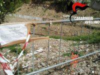 Smaltimento illecito di rifiuti: 50 enne denunciato dai Carabinieri.