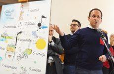 Avellino. Le polveri sottoli annebbiano la mente del sindaco Ciampi.