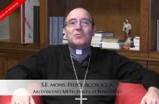 Messaggio di Natale dell'Arcivescovo di Benevento.