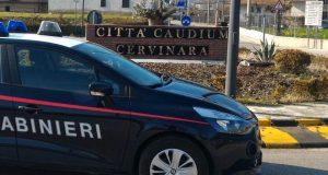 Cervinara. Fermato dai carabinieri 30 enne di Airola fornisce generalità del fratello.