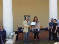 La studentessa Valente Martina di Cervinara premiata a Torre del Greco.
