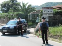 Umberto Luciani e Veronica Parisio arrestati dai carabinieri a Ceppaloni