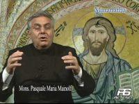 Don Pasquale Maria Mainolfi segretario  del Consiglio Presbiterale.