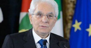 Il Presidente della Repubblica Sergio Mattarella sara' ad Ariano irpino.
